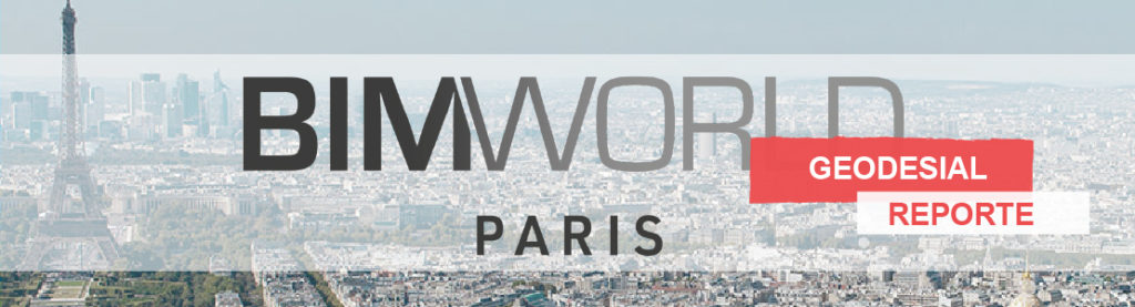 Report BIMWORLD 2020 GEODESIAL